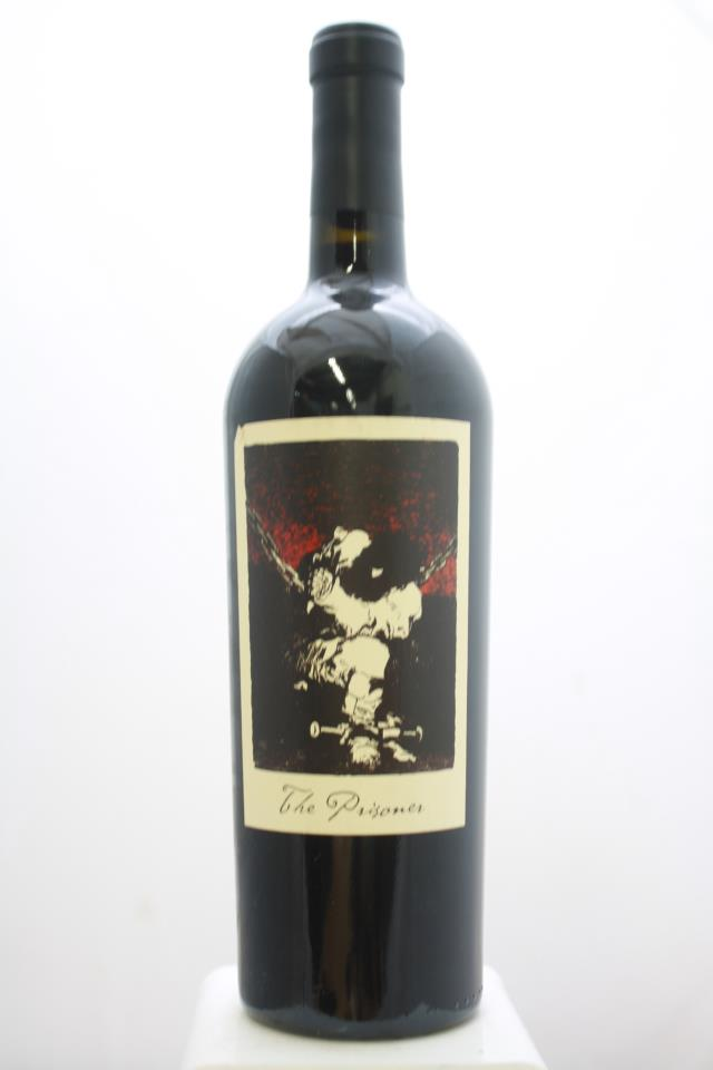 Orin Swift The Prisoner 2010