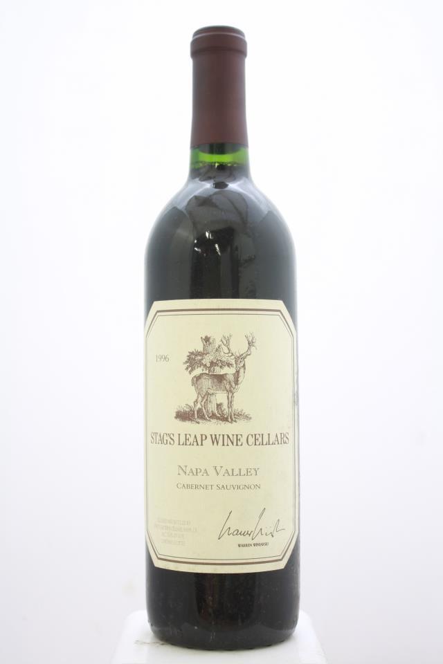 Stag's Leap Wine Cellars Cabernet Sauvignon Napa Valley 1996