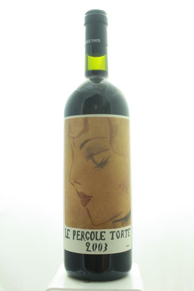 Montevertine Le Pergole Torte 2003