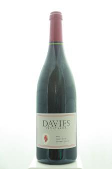 Davies Vineyards Pinot Noir Sonoma Coast 2013