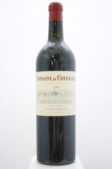 Domaine de Chevalier Rouge 2005
