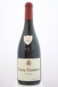 Domaine Fourrier Gevrey-Chambertin Vieilles Vignes 2009