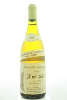 Guy Amiot Montrachet 1992