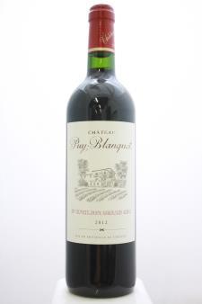 Puy Blanquet 2012