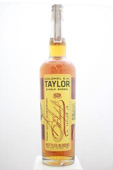 Colonel E.H. Taylor Straight Kentucky Bourbon Whiskey Single Barrel Mission Wine & Spirits Single Barrel Select NV