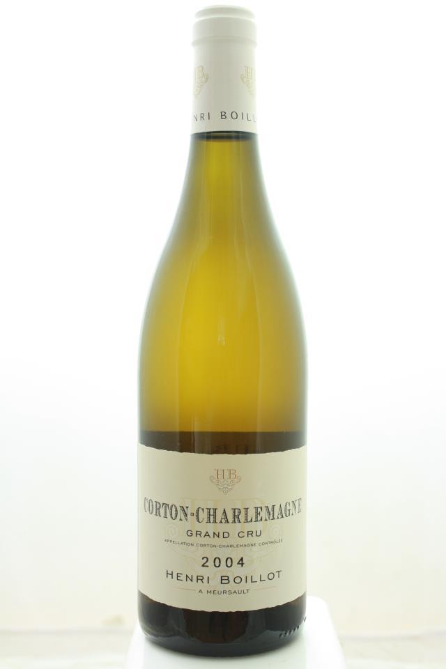 Henri Boillot (Maison) Corton-Charlemagne 2004