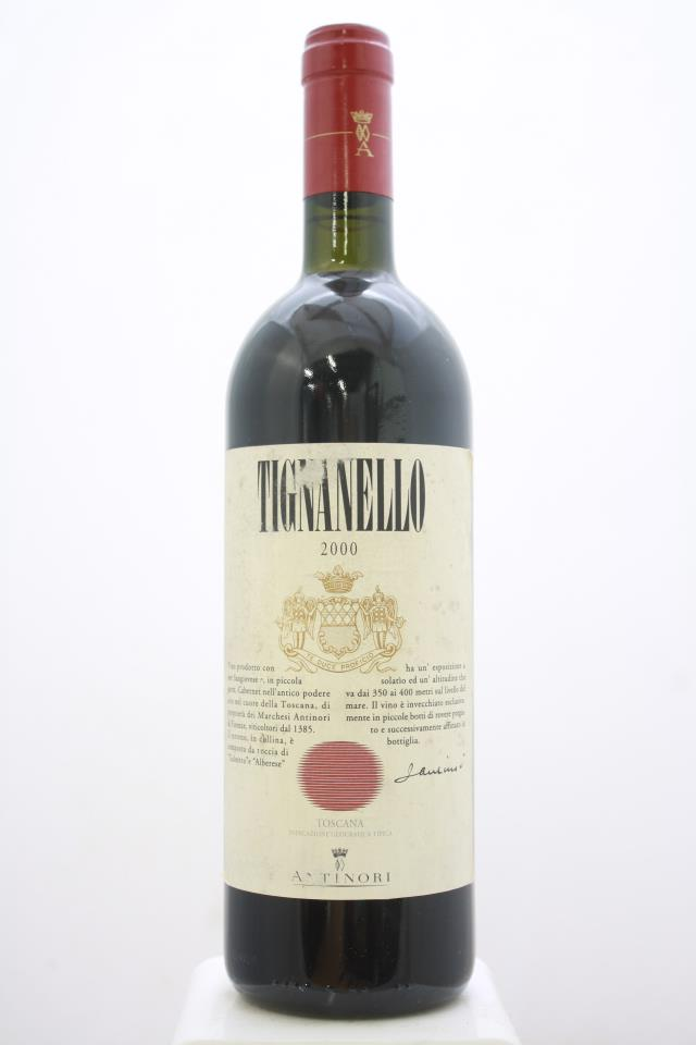 Antinori Tignanello 2000