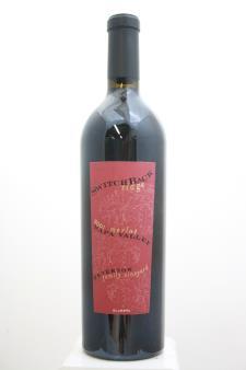Switchback Ridge Merlot Peterson Family Vineyard 2001