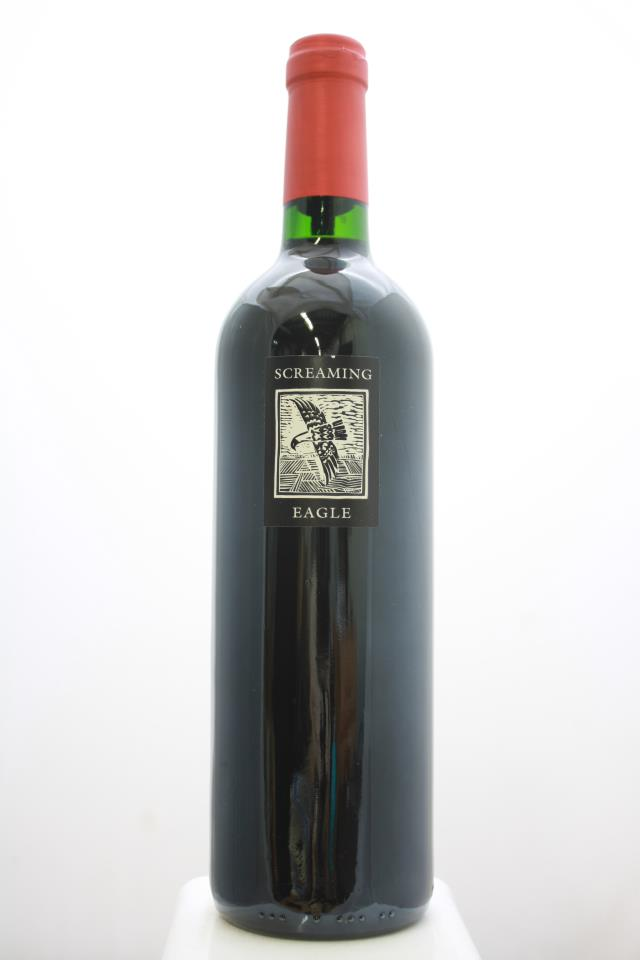 Screaming Eagle Cabernet Sauvignon 2011