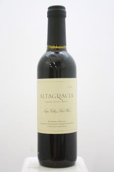 Araujo Estate Proprietary Red Altagracia 2008