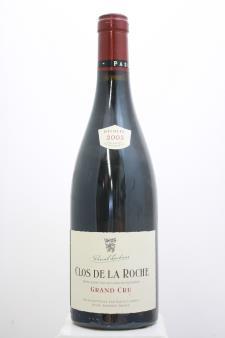 Pascal Lachaux Clos de la Roche 2005