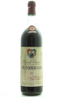 Vignamaggio Chianti Classico 1971