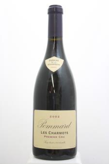 Domaine de la Vougeraie Pommard Les Charmots 2002