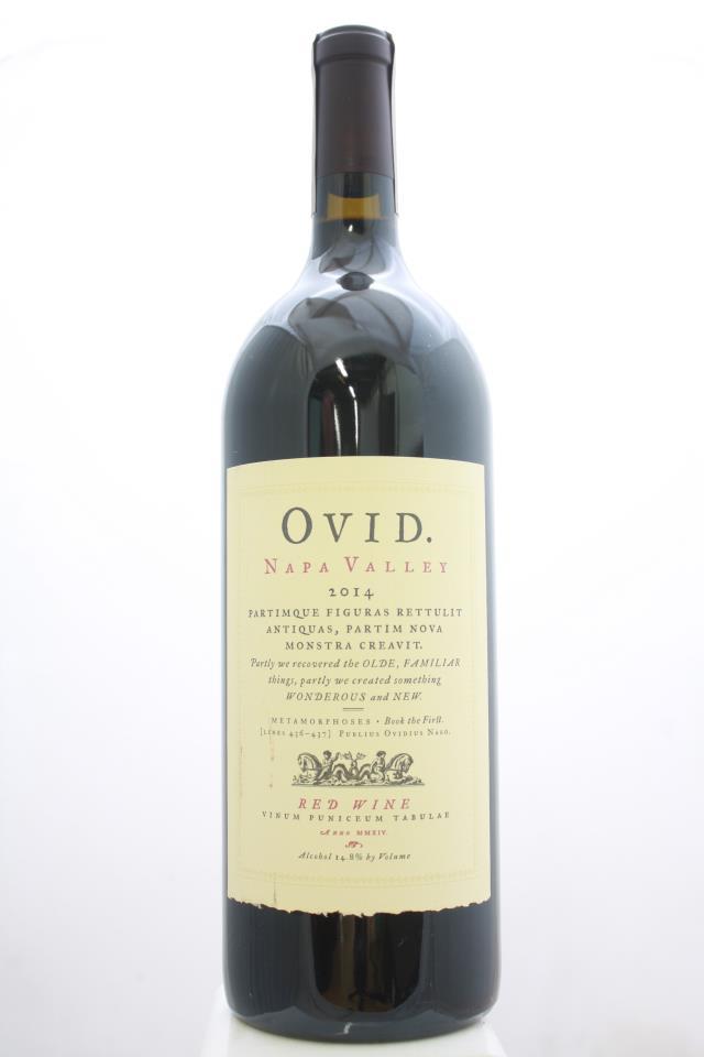 Ovid Proprietary Red Estate 2014