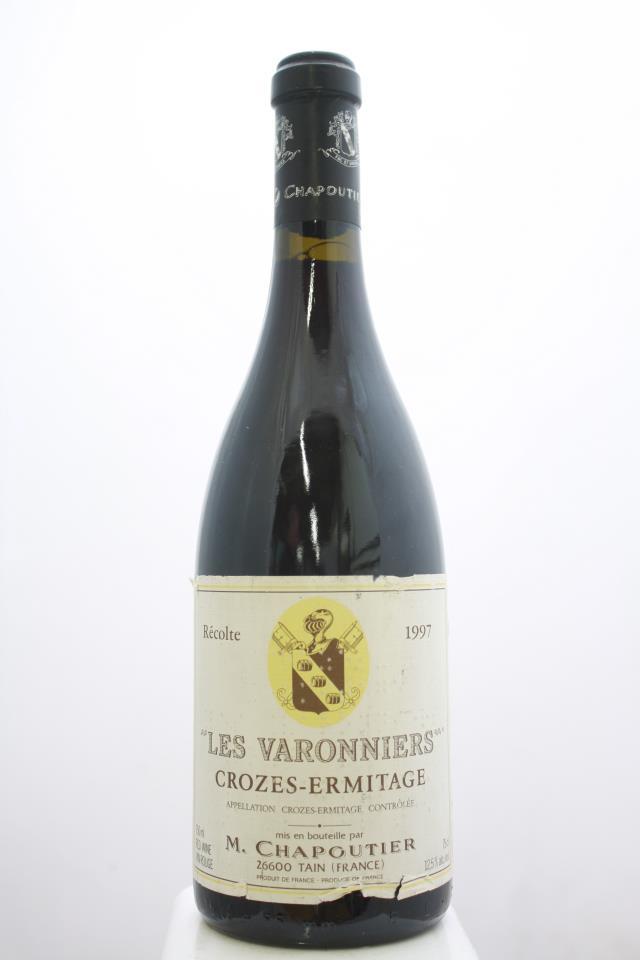 M. Chapoutier Crozes-Hermitage Les Varonniers 1997