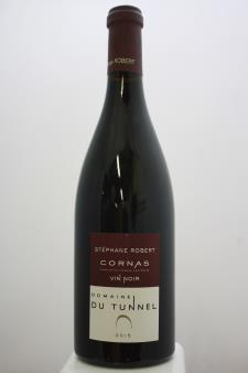 Stéphane Robert (Domaine du Tunnel) Cornas Vin Noir 2015