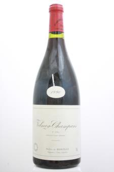 Domaine de Montille Volnay Les Champans 1990