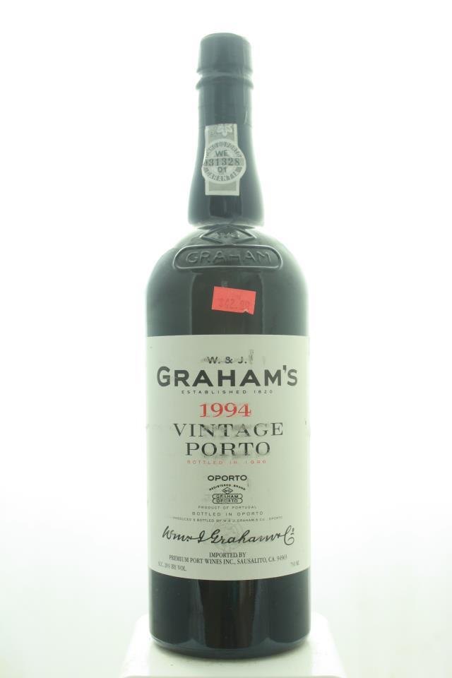 Graham's Vintage Porto 1994
