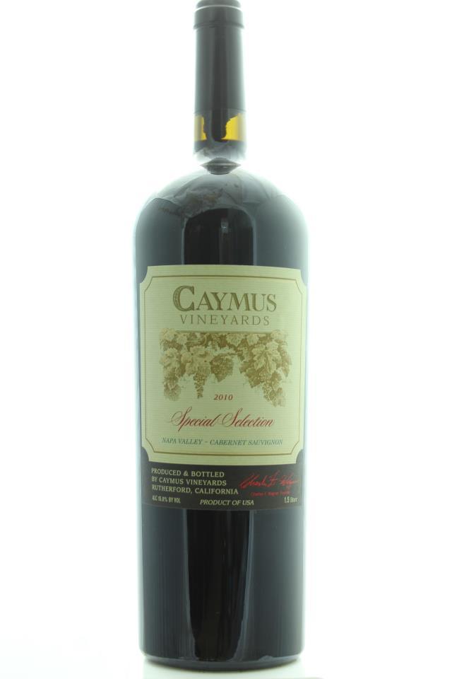 Caymus Cabernet Sauvignon Special Selection 2010