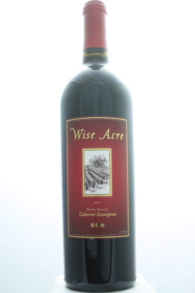 Wise Acre Cabernet Sauvignon 2010