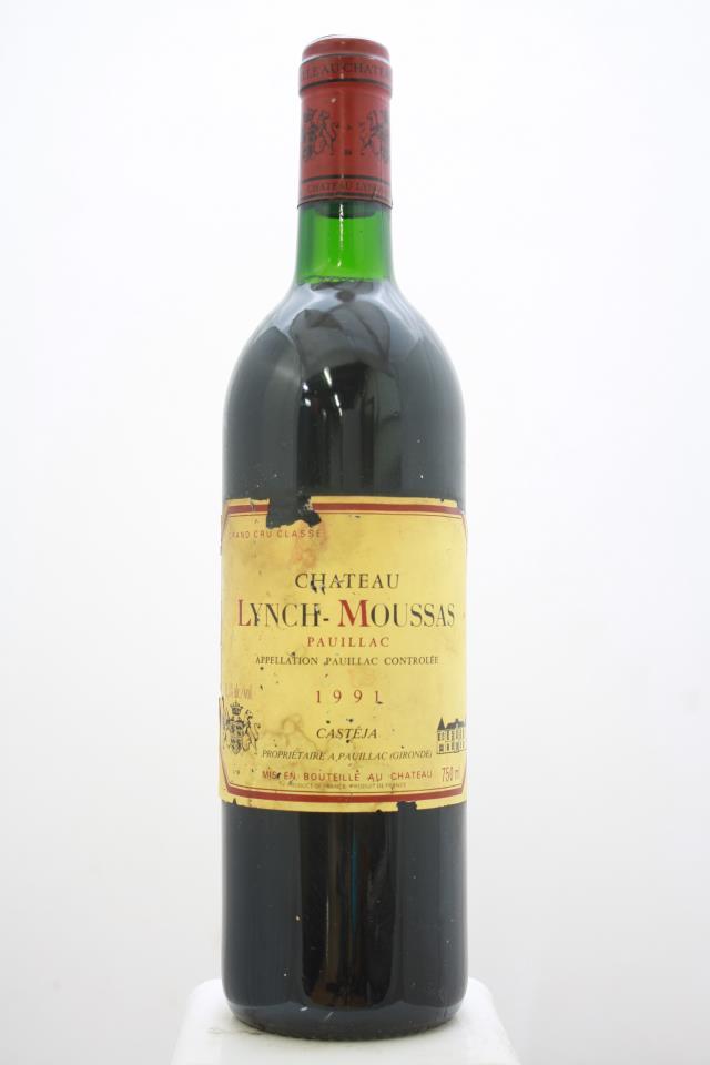 Lynch-Moussas 1991