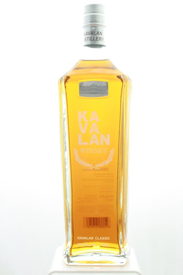 Kavalan Classic Single Malt Whisky NV