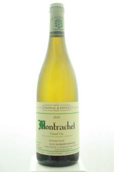 Domaine Ramonet Montrachet 2010