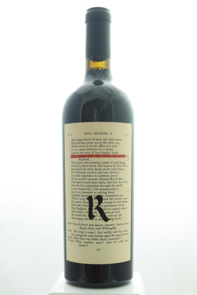 Realm Cellars Proprietary Red The Bard 2016
