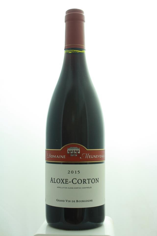 Meuneveaux Aloxe-Corton 2015
