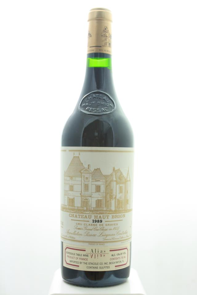 Haut-Brion 1989