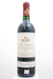 Les Forts de Latour 1990