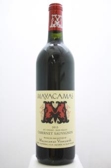 Mayacamas Cabernet Sauvignon 2013