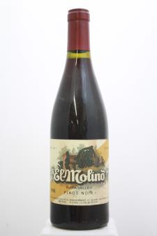 El Molino Pinot Noir Napa Valley 1998