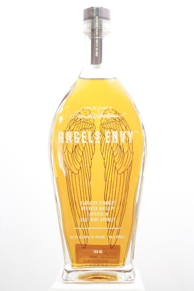 Angel's Envy Kentucky Straight Bourbon Whiskey Cask Strength Port Wine Barrel Finish 2014