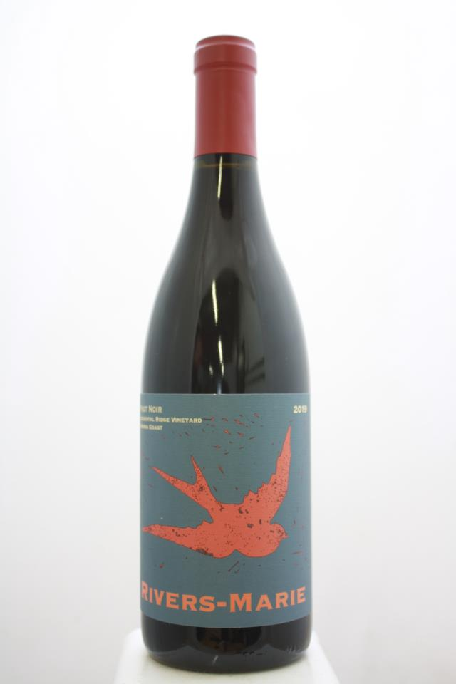 Rivers-Marie Pinot Noir Occidental Ridge Vineyard 2019