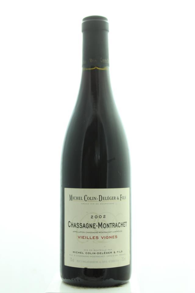 Michel Colin-Deléger Chassagne-Montrachet Rouge Vieilles Vignes 2002
