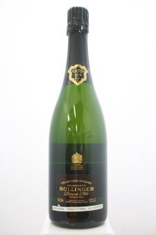 Bollinger Blanc de Noirs Vieilles Vignes Françaises Brut 2004