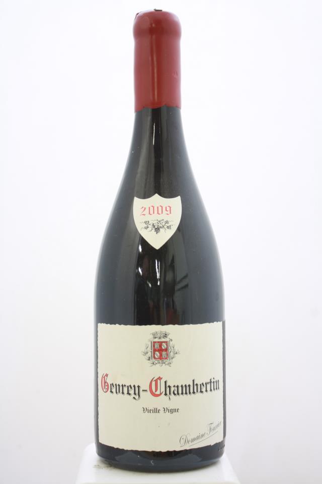 Domaine Fourrier Gevrey-Chambertin Vieille Vigne 2009