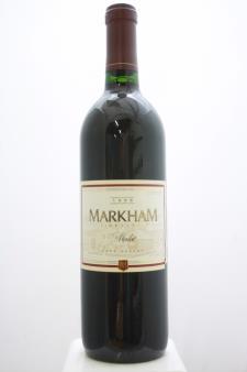 Markham Merlot Napa Valley 1998