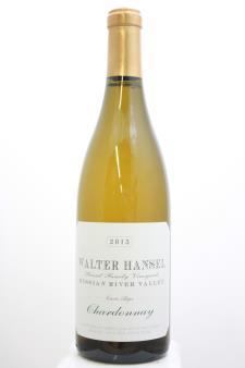 Walter Hansel Chardonnay Cuvée Alyce 2013