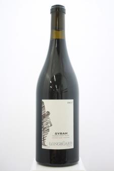 Longboard Vineyards Syrah Goosechase Vineyard 2017