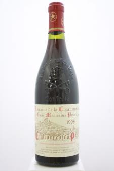 Domaine de la Charbonniere Châteauneuf-du-Pape Cuvée Mourre des Perdrix Mourre des Perdrix 1998