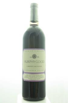 Murphy-Goode Cabernet Sauvignon Premier Vineyard 1986