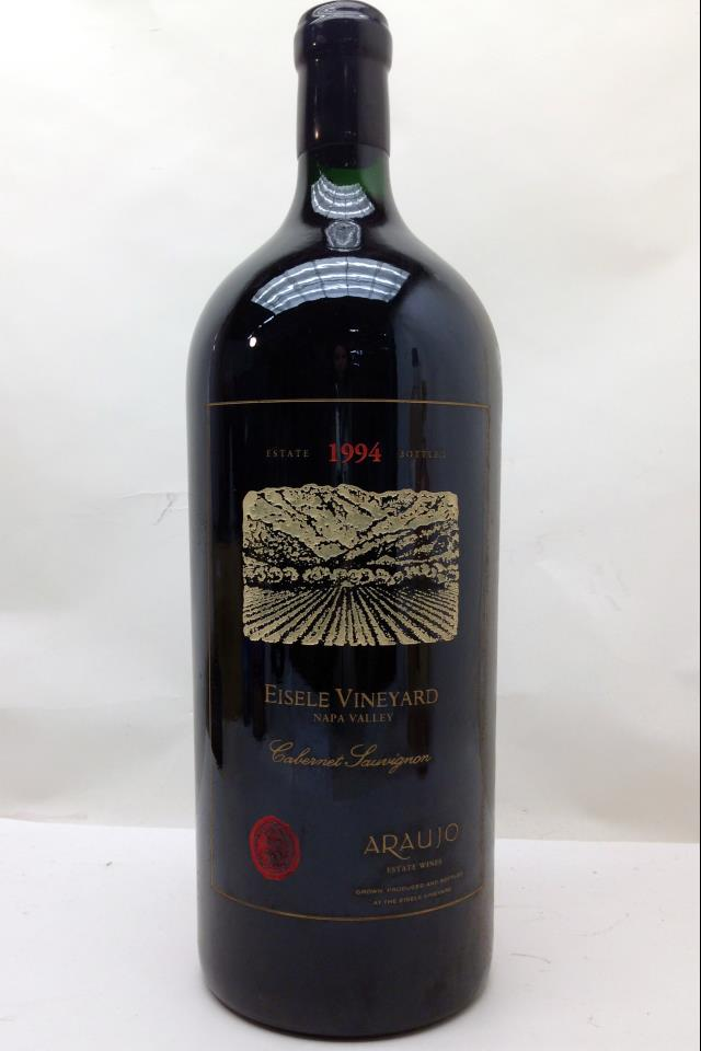 Araujo Estate Cabernet Sauvignon Eisele Vineyard 1994