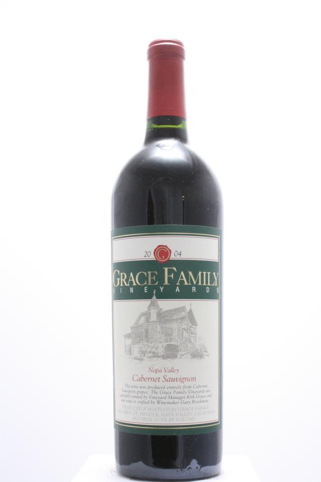 Grace Family Vineyards Cabernet Sauvignon Estate 2004