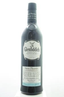 GlenFiddich Single Malt Scotch Whisky Snow Phoenix Limited Edition NV