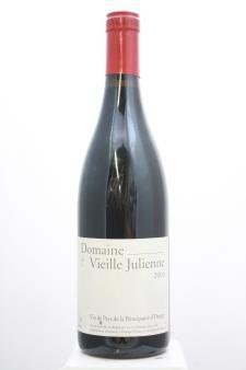 Vieille Julienne Vin de Pays de la Principauté d