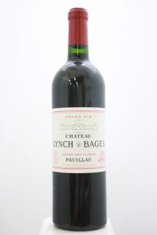 Lynch-Bages 2010