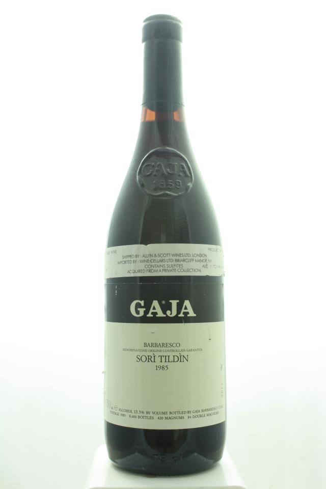 Gaja Sorì Tildìn 1985