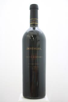 Beringer Vineyards Cabernet Franc Third Century 1996